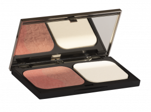 Blush Cream to  Powder Blushing