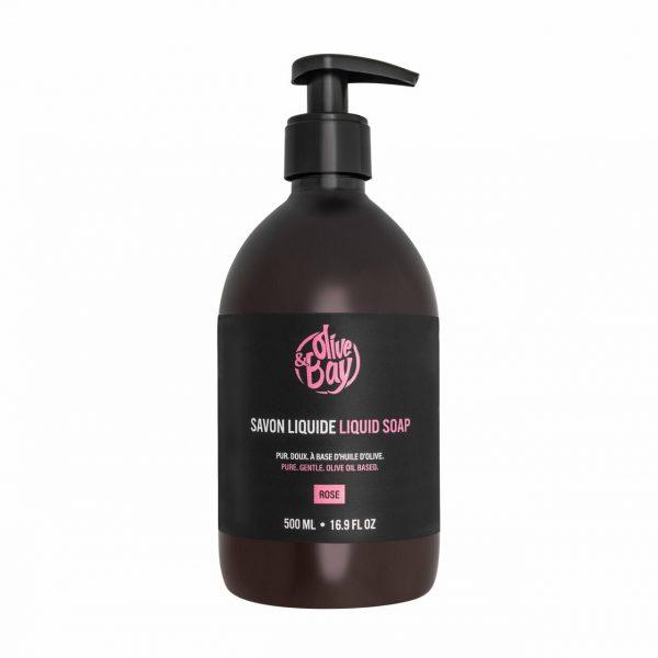 Olive & Bay Rose  Liquid Soap 500 ml