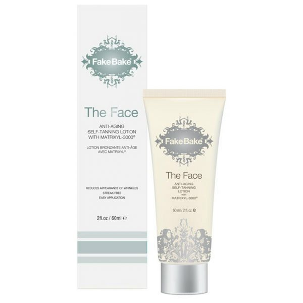 Fake Bake The Face Self Tanning Lotion