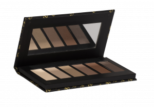 Eye Shadow Palette In The Nude Matte