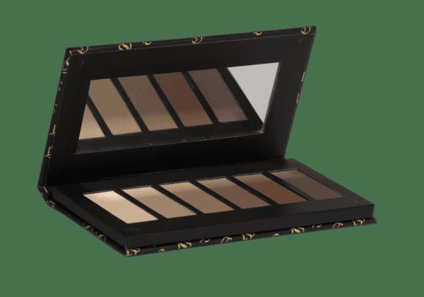 Eye Shadow Palette In The Nude Matte